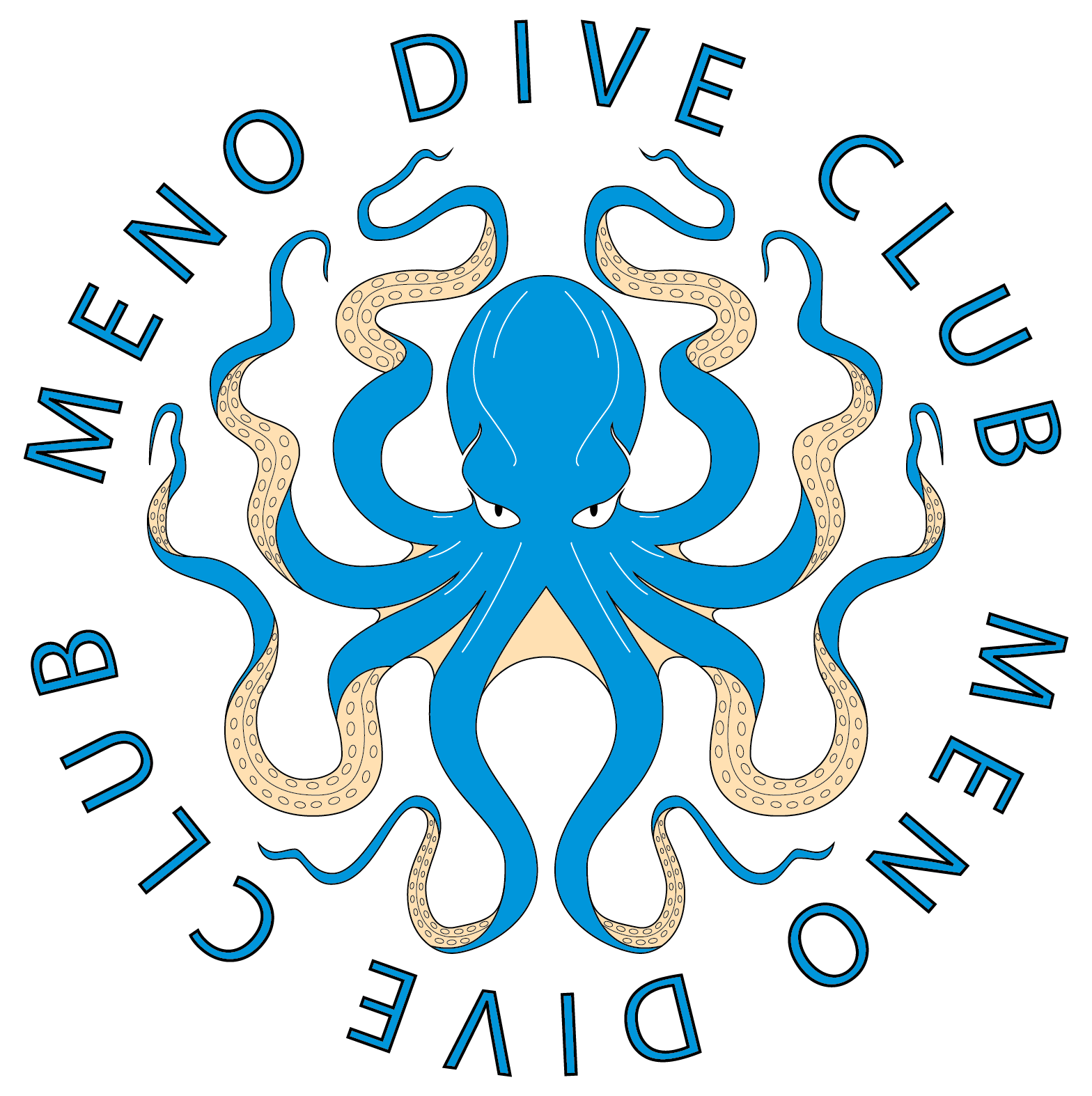 Logo-octopus-newest-dive-center-in-Gili-Meno